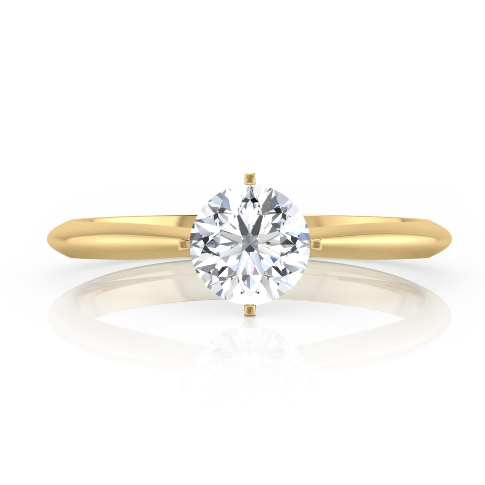 buying engagement solitaire rings