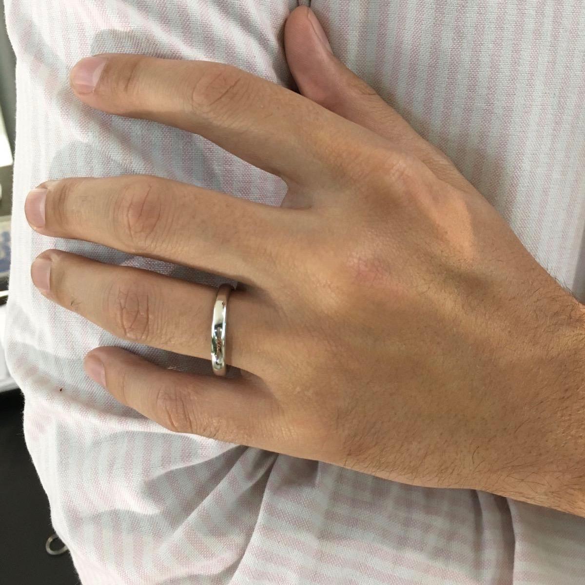 anillos de boda para hombre