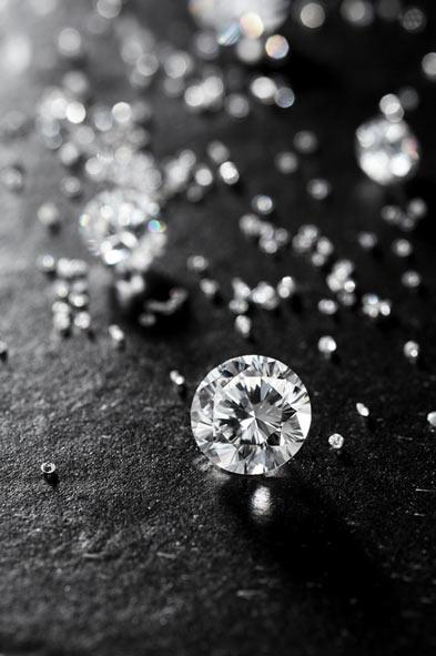 diamantes como maravillas naturales
