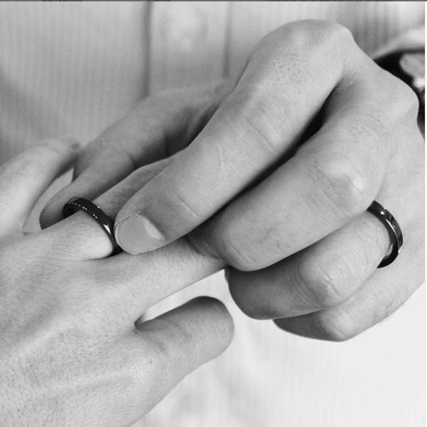 anillos de matrimonio iguales