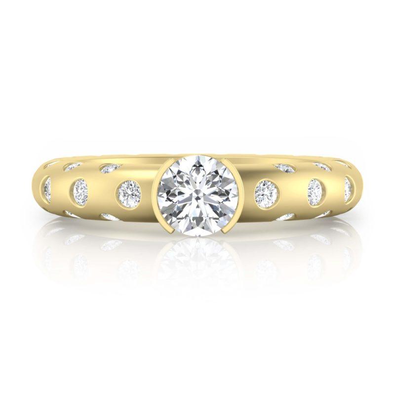 anillos de compromiso exclusivos