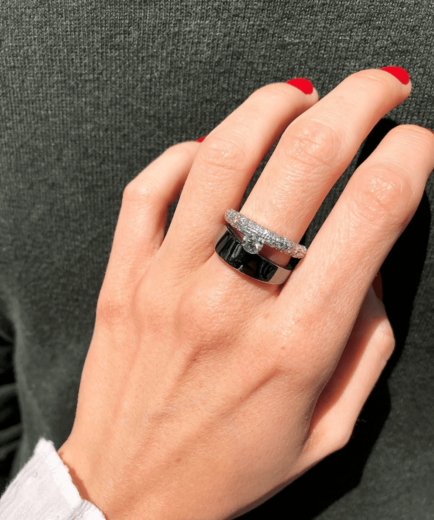 anillos de compromiso de diseño