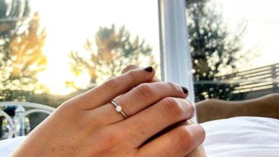 Los anillos de compromiso que han elegido nuestros clientes este 2020