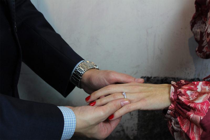 pedir matrimonio en navidad