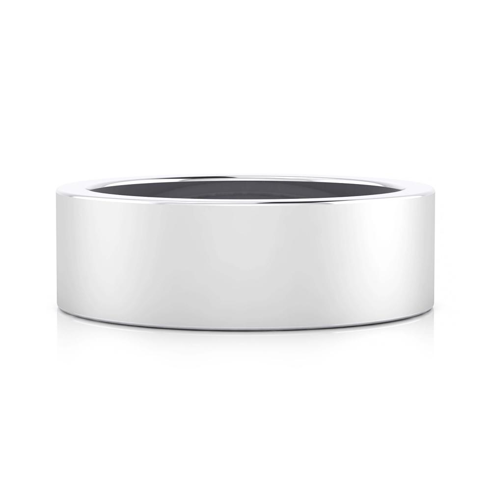 Men's Wedding Ring white gold