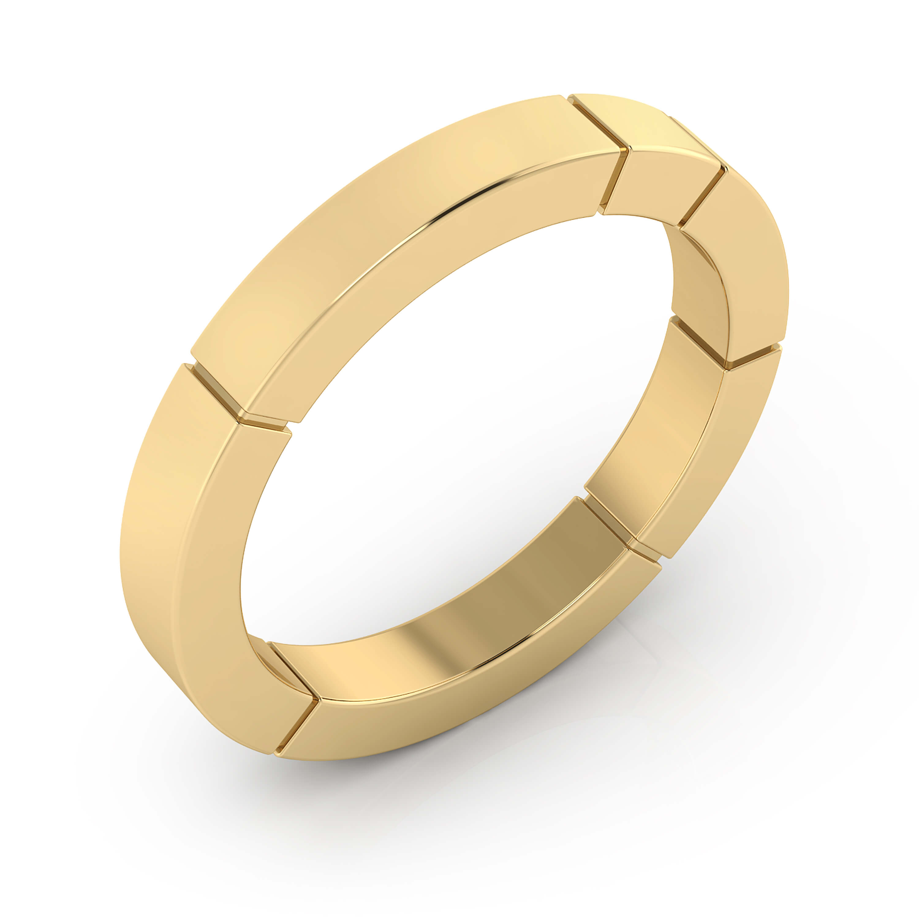 Wedding Ring 18k yellow gold